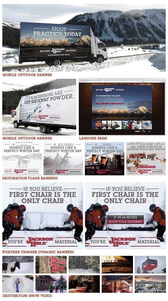 Winter 2011-2012 Marketing Examples